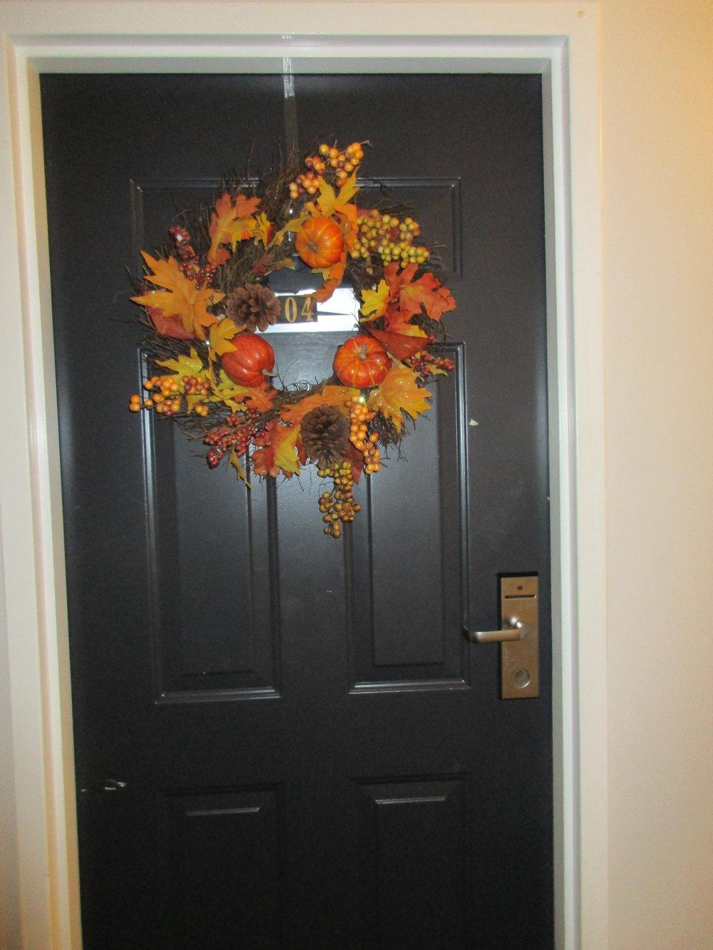 D: Seasonal Wreath