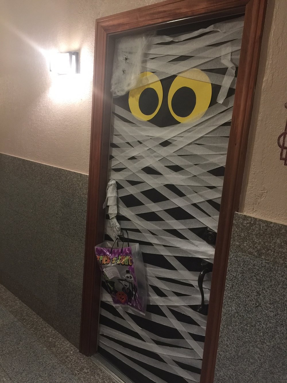 C: Mummy Door