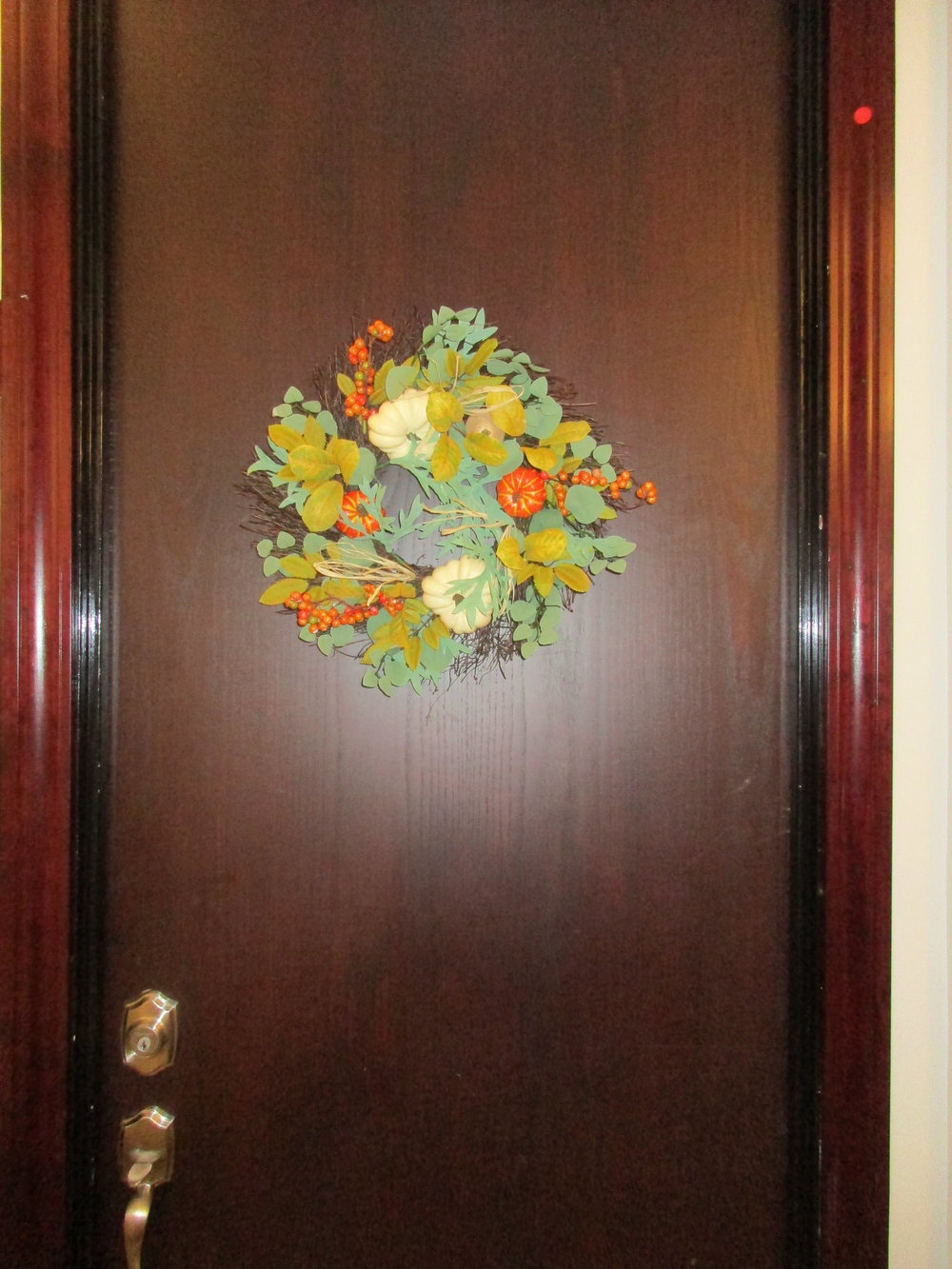 A: Seasonal Wreath