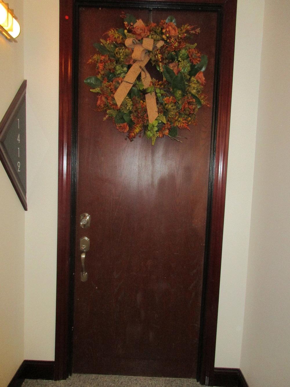 E: Seasonal Wreath