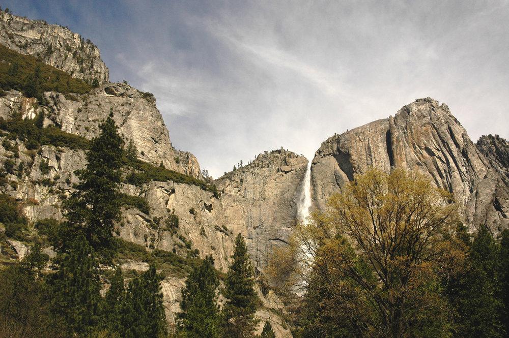 Upper Yosemite Falls, CA