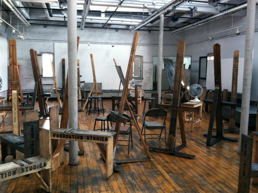 Drawing Studio, Providence, RI