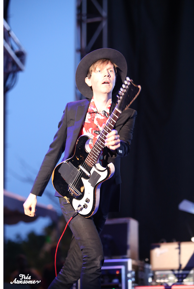 Pitchfork Music Festival Beck Trs Awesome