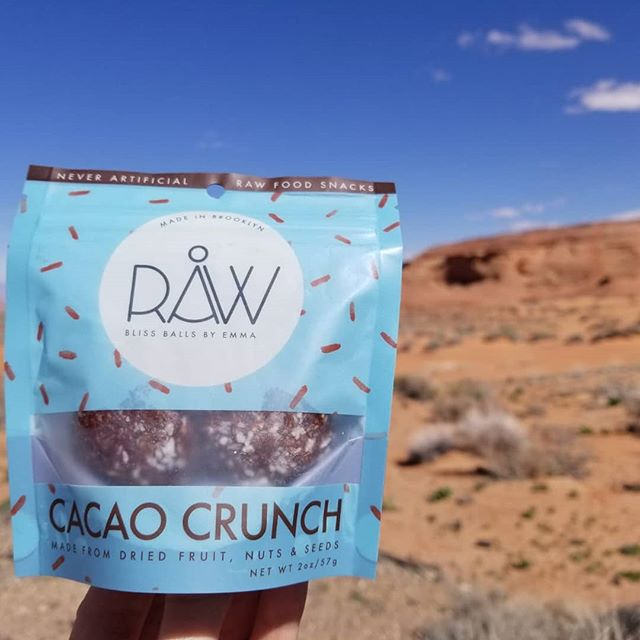 Plant based hiking snacks that pack a punch! 💯