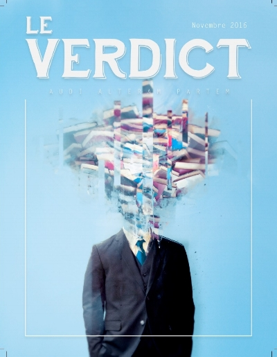 Le Verdict - Novembre 2016