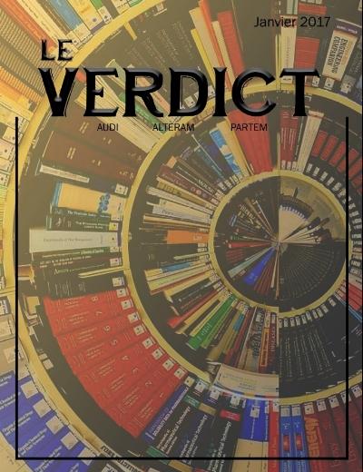 Le Verdict - Janvier 2017