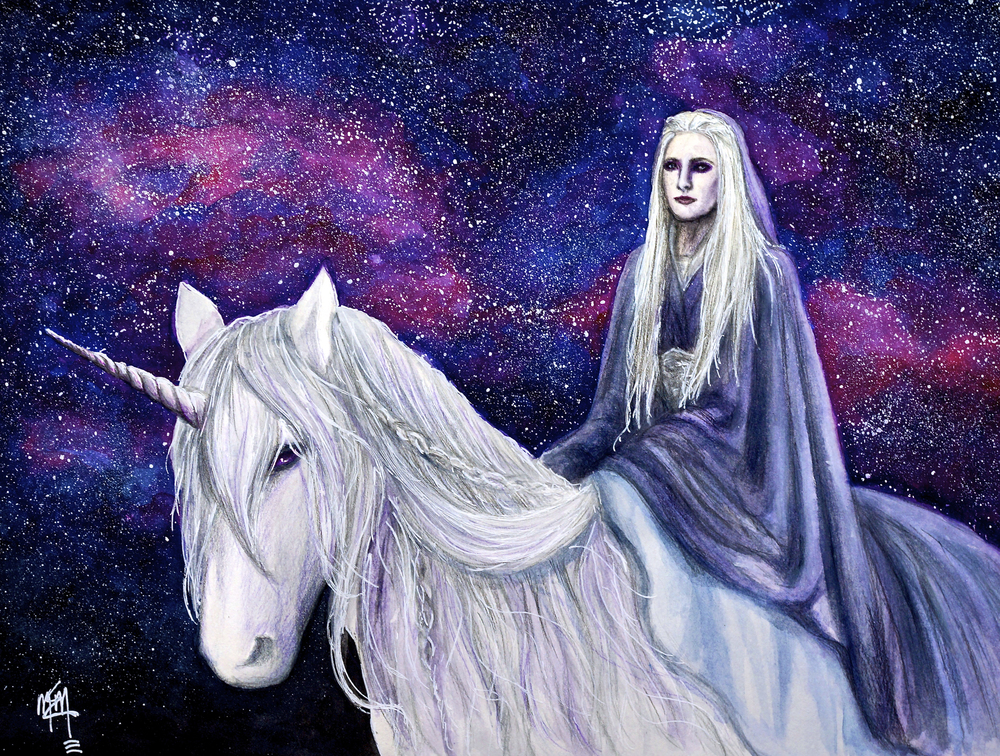 The Unicorn Queen