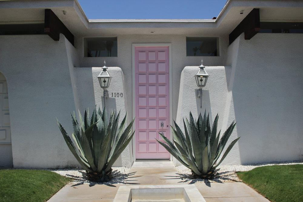 Palm Springs - TRAVEL