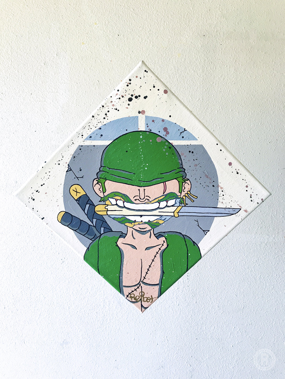 HUNTER (ZORO)