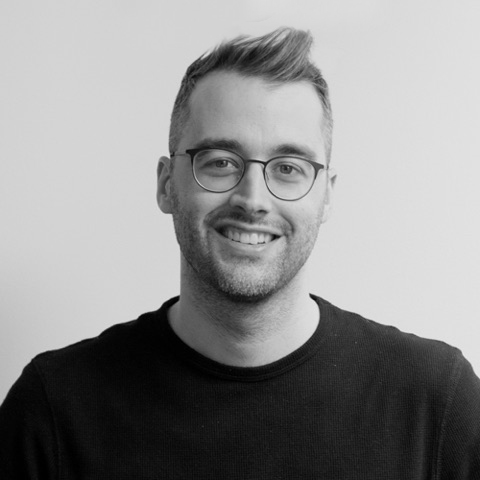 """Pier-Luc Bourgault   PL discovered his calling after meeting the late Normand L'Amour (R.I.P.) in Madrid in 2005. His 10 years of experience make him the go-to guy for all things motion design and project archiving. He also happens to be the inventor of the legendary """"PLB"""" transition."""