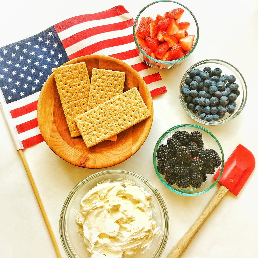 Independence Day Ingredients