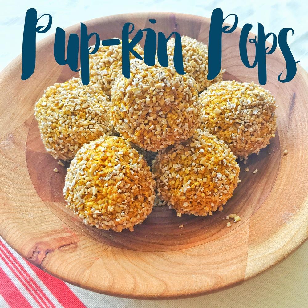 Pup-kin Pops