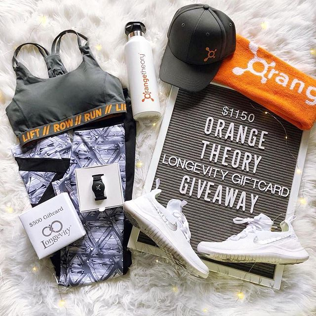 NEW YEAR, BETTER YOU GIVEAWAY!!! 🎉 I've teamed up with some fabulous local OKC bloggers to give one lucky winner a beauty + fitness package worth $1150! The lucky winner will get 3 months of Orangetheory Fitness classes {valid at all Oklahoma locations}, a $500 gift card to Longevity Med Spa in OKC and a new OTFBeat Burn heart-rate monitor! ✨ Here's how to enter for a chance to win!!! . 1️⃣ LIKE this post . 2️⃣ Follow these OK bloggers: @berriesandbooch @courtneybuechle @danielle_does_it_xo @jenkubes @lollipopsandhoney @orangetheoryoklahoma @thebrokebrooke @thedoubletakegirls @thestagedlife @secretsofashopaholickristi @uncommonlyyours @voguevelvetvibes . 3️⃣ Comment below that you entered! For a second entry, tag a friend! 😊 . That's it!!! This giveaway will run until Wednesday 1/9 at 10pm CST and the winner will be announced on the following day. Thank you SO much for entering our New Year's celebration giveaway!!! This giveaway is in no way affiliated with Instagram. You must live in Oklahoma and be 18 to enter!