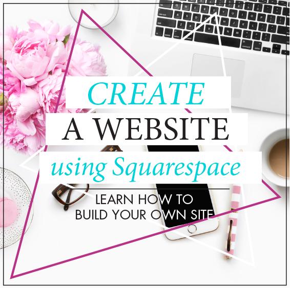 LEARN HOW TO BUILD YOUR OWN SQUARESPACE WEBSITE  COMING SOON