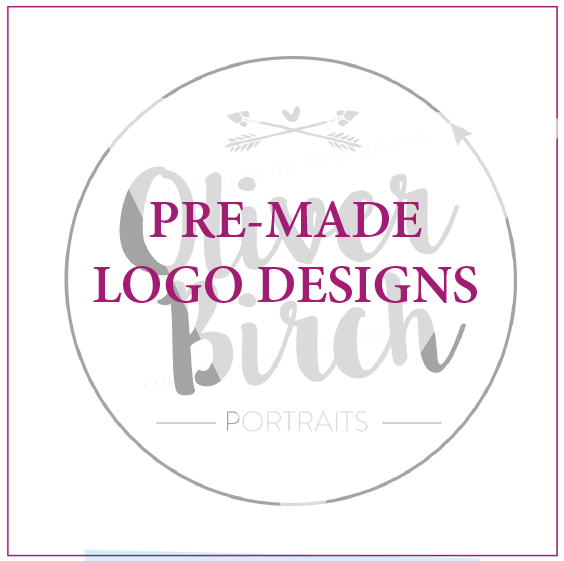 View All  Pre-Made Logo  Photoshop Designs