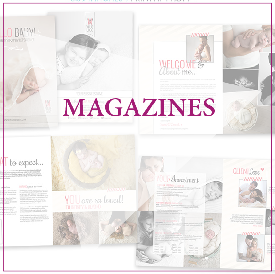 View All  Magazine/eBook  Photoshop Designs