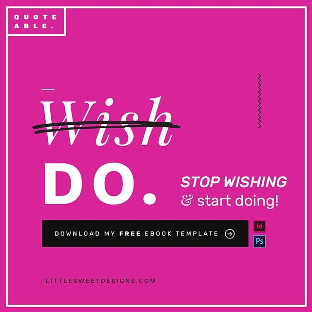 """A year from now you will wish you had started today!"" Stop wishing for it to be done, and start making it happen! Just thinking about it and daydreaming about it is not getting you anywhere. Take BOLD action, and stay true to your hearts desires & dreams!  So... 'real talk' for a minute! That eBook you've been writing for the past month, ummm, I mean year... let's get that finished! Or that eBook design you've been 'tinkering' with but not quiet nailing! Isn't it time we smashed it out of the park?! And those voices in your head that are holding you back from greatness... It's time to re-program the shit out of them and prove them wrong!  Are you ready? Let's do this! ↠ Grab my free eBook pre-designed template from here: http://bit.ly/-eBookTemplate ↠ Or if you want to work with me 1:1 and have me design your eBook for you, check out how we can work together here: http://bit.ly/-done-for-you  I look forward to connecting with you. xx . . . . . . . . . . #ebookcoverdesign #ebookdesign #ebookcoverart #graphicdesign #ebook #kindle #sallyannralph #littlesweetdesigns #design #coverdesign #writing #writer #createspace #selfpublishing #selfpub #selfpublished #selfpublish #publishing #published #publisher #author #authors #authorlife #creativechics #findyourflock #mycreativebiz #girlbossesau #communityovercompetition #persuepretty #iamcreative"