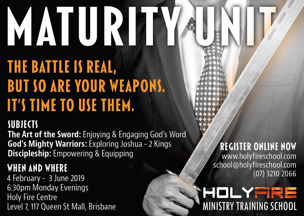 Maturity 2019 Overcome - Holy Fire School HQ Side 2.jpg