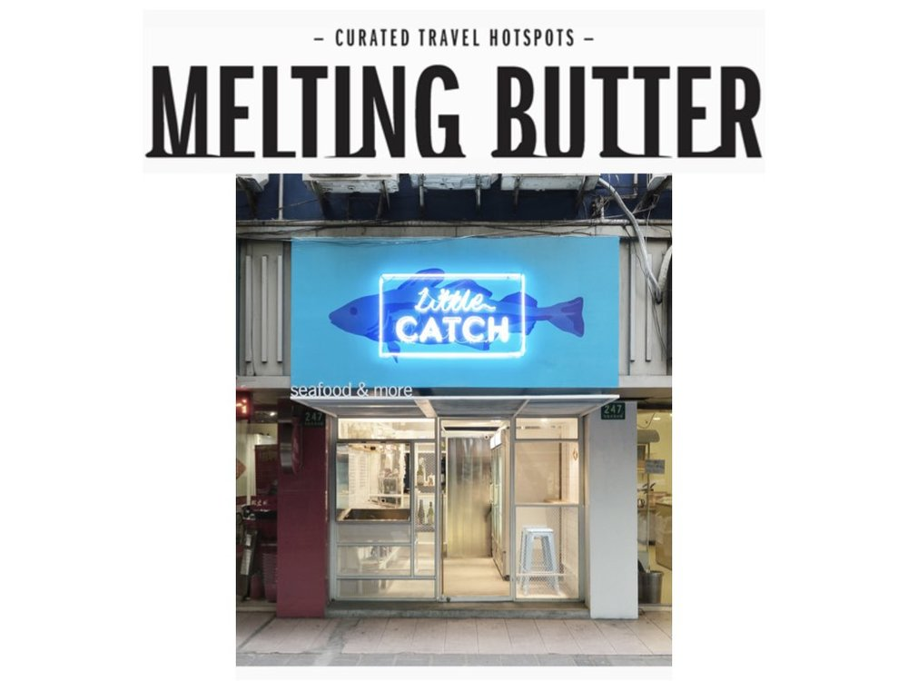 Copy of Melting Butter