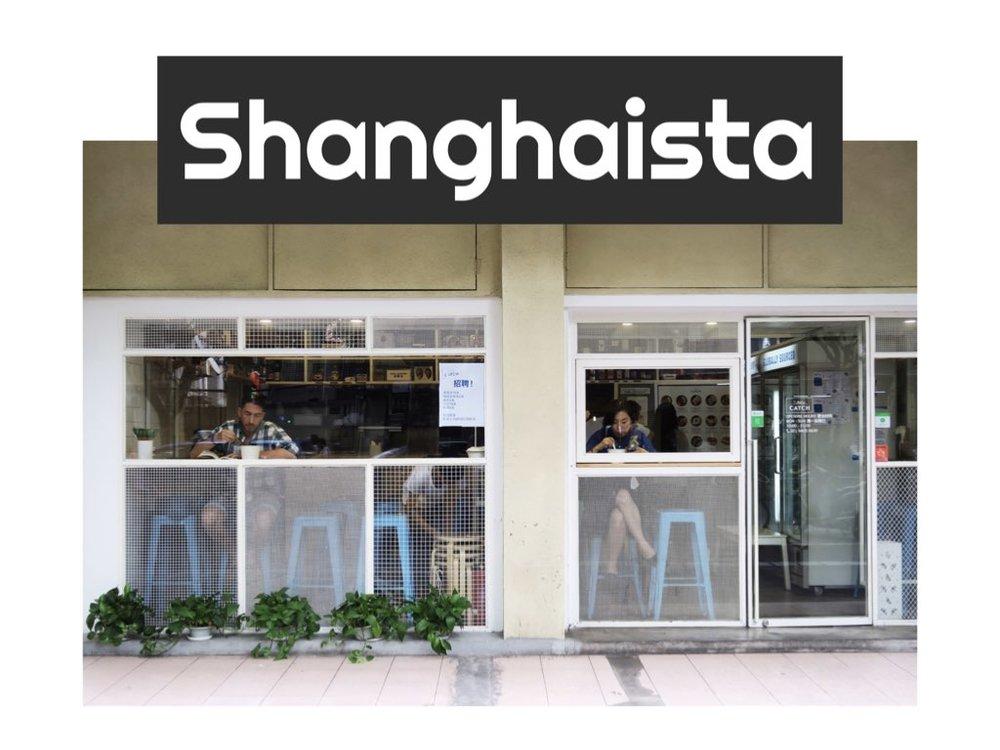 Shanghaista