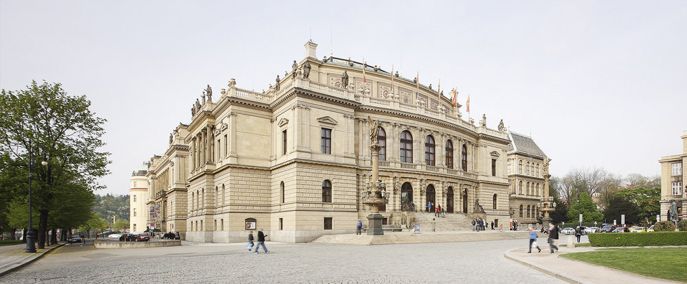 The Rudolfinum: Home of the Czech Philharmonic Orchestra