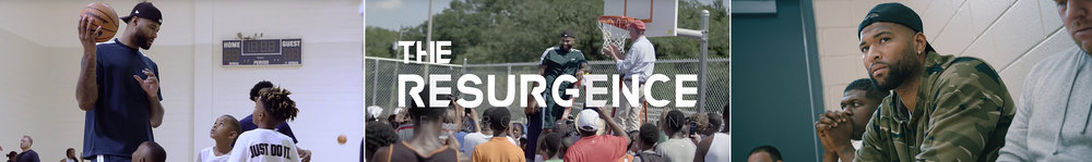 The Resurgence: Demarcus Cousins  SHOWTIME Feature Documentary