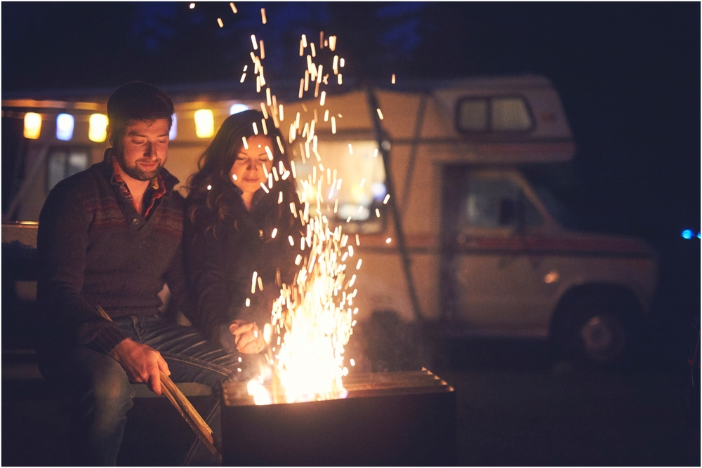 Paul & Brianna make every effort to escape in their Glendale RV whenever they can.
