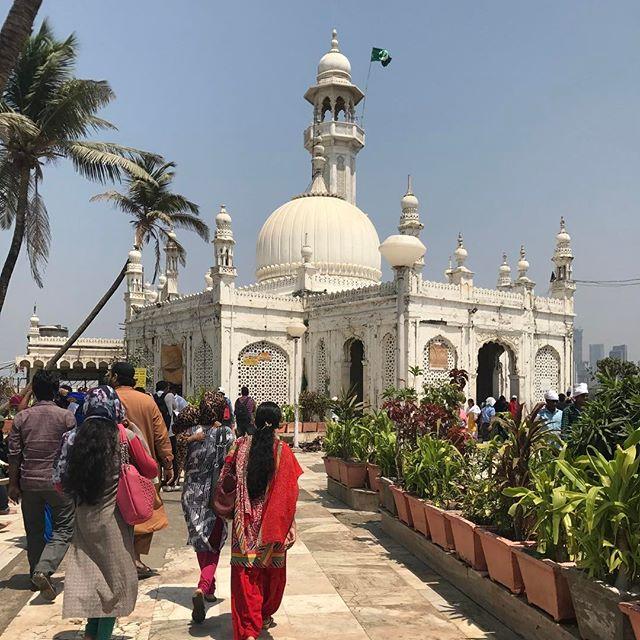 The Haji Ali Dargah, Mumbai