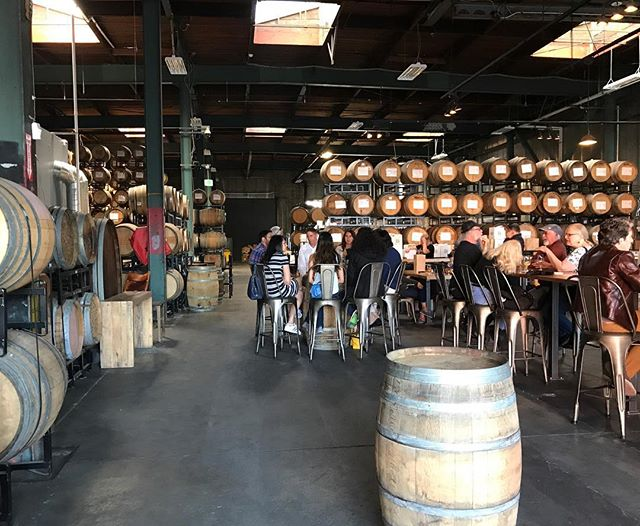 Amazing sour beer bar in Berkeley, CA #bayarea #sf #sourbeer