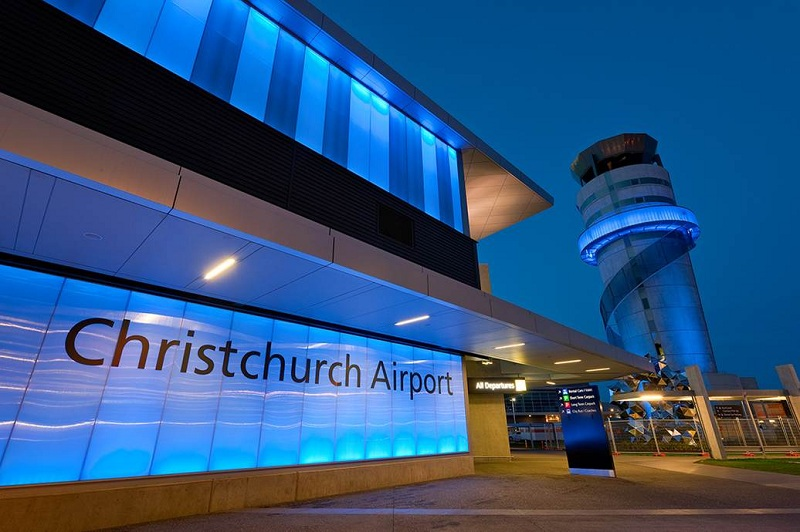 Quantity Surveying, Commercial Developments, Christchurch Airport, New Zealand