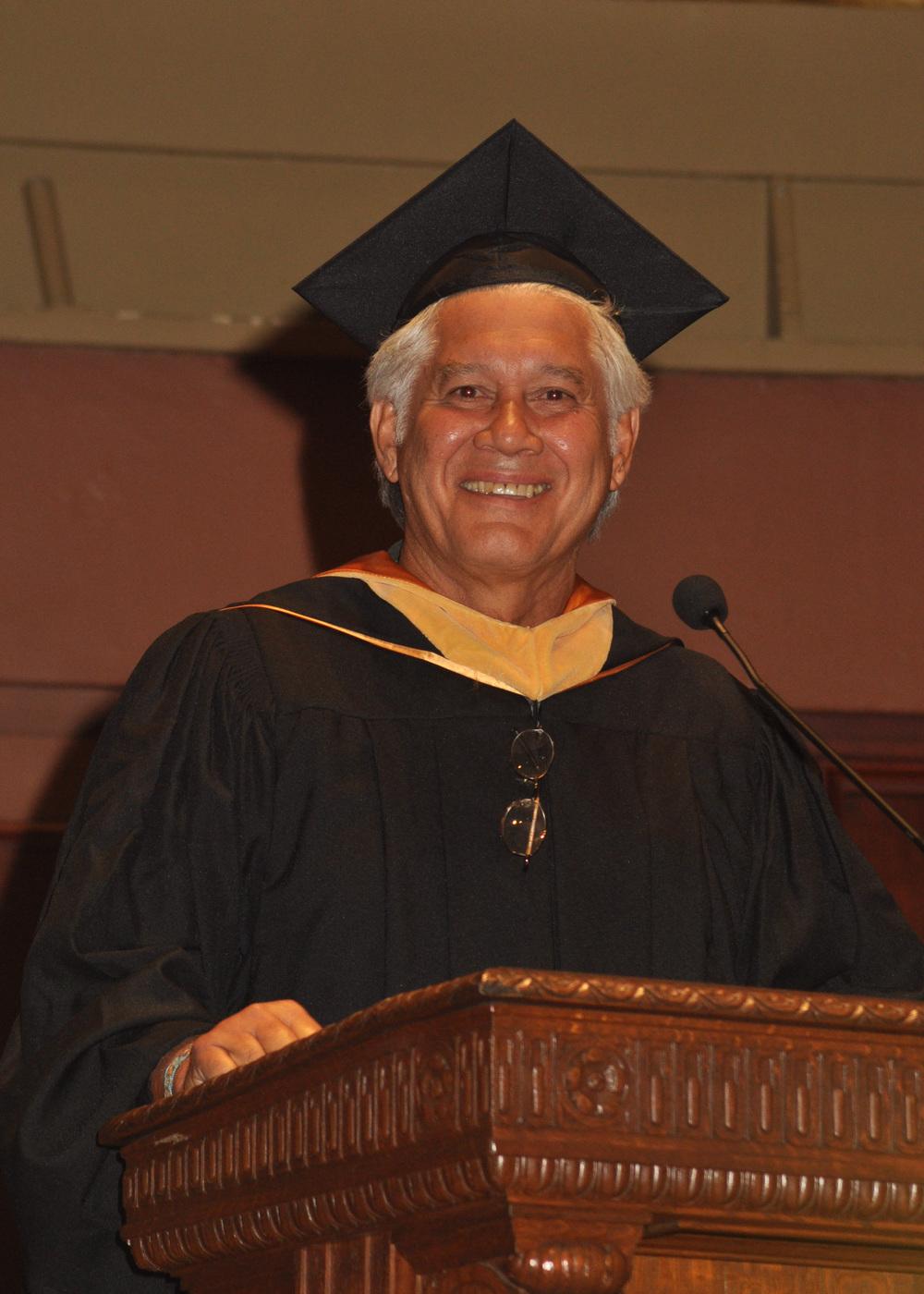 Tony Alvarez, LMSW