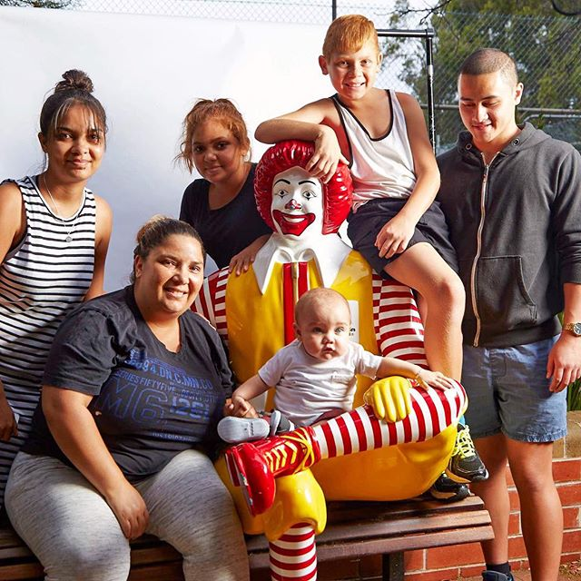A couple of weeks ago we posted about Isaac Little's 2nd birthday and his special visit from Beau Ryan. Well we wanted to share with you all the wonderful news that the Little family were able to return home to Wagga Wagga after almost 2 years. They spent a massive 575 consecutive days at Ronald McDonald House Randwick while Isaac, who was only a baby when they first arrived, was being treated for a rare form of Leukaemia. Since being at the House Isaac has been in isolation for most of that time and due to his relapse his stay was extended. He is doing much better now and we are overjoyed to see this brave little battler return to his home and we wish them all best for the future.