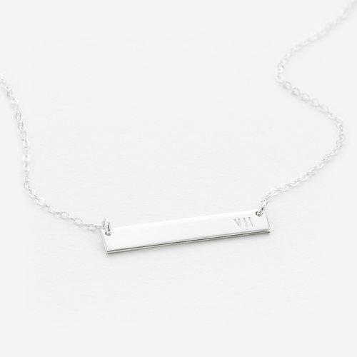64ec32cc2f40b7 Minimal Bar Necklace framed-2017_01_11 - GLDN ...