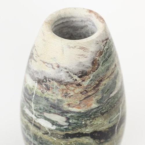 Small Natural Stone Vase M4 Gldn