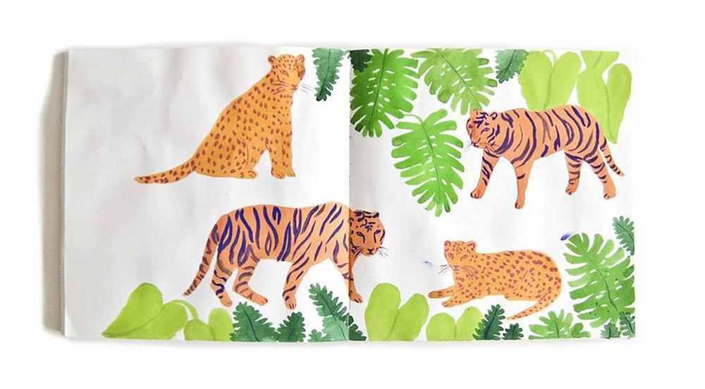 leah goren tigers