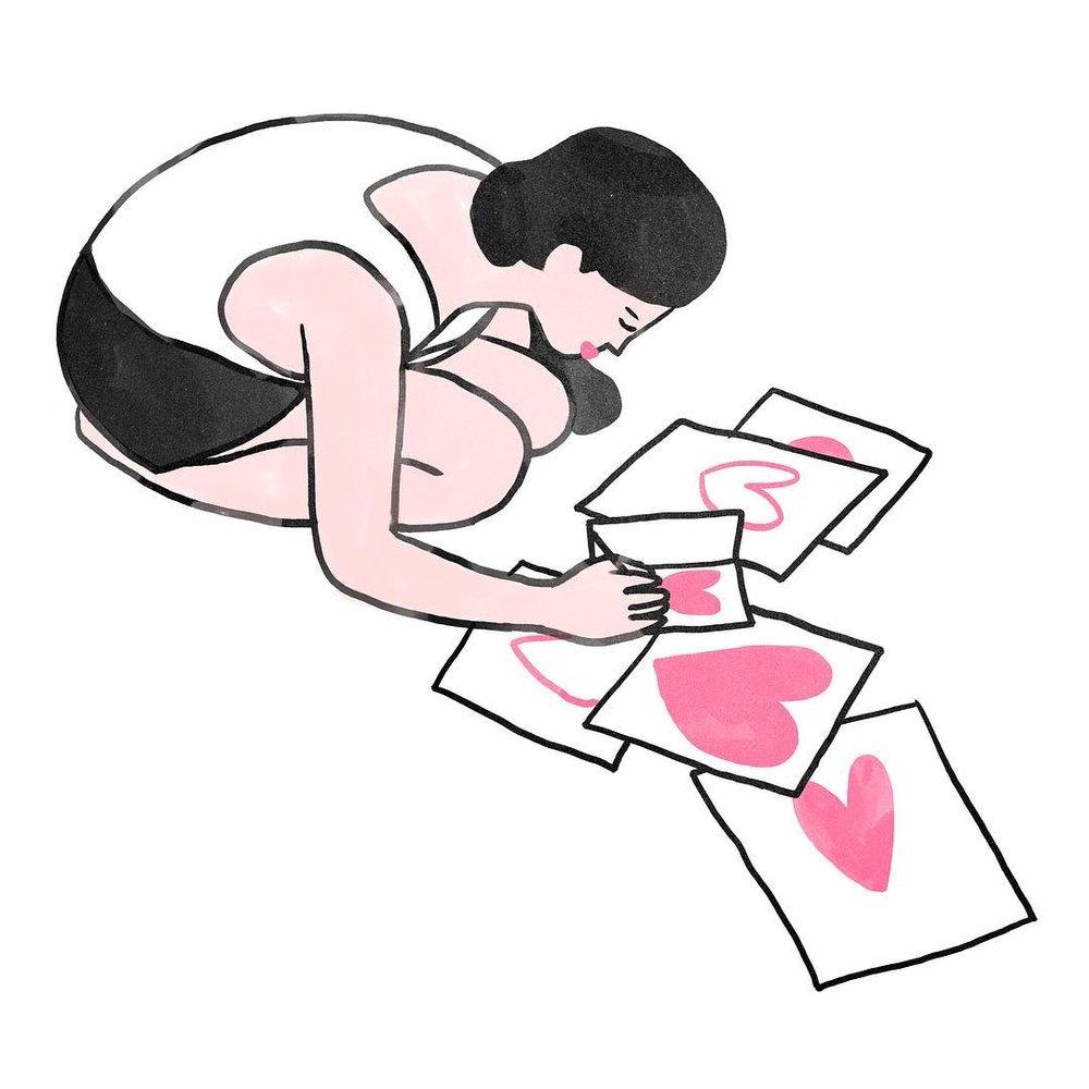 Lorraine Sorlet, Illustration