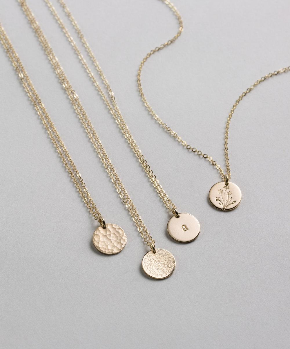 Lor initial necklace gldn lor initial necklace aloadofball Choice Image