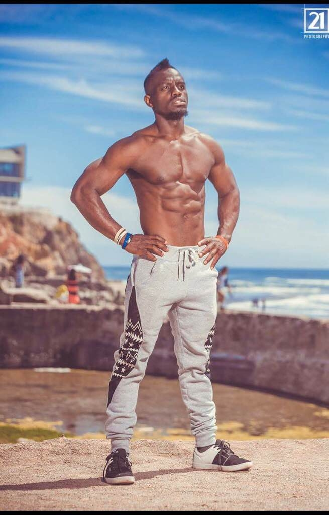 Personal Trainer San Francisco Rabbie Mulamine