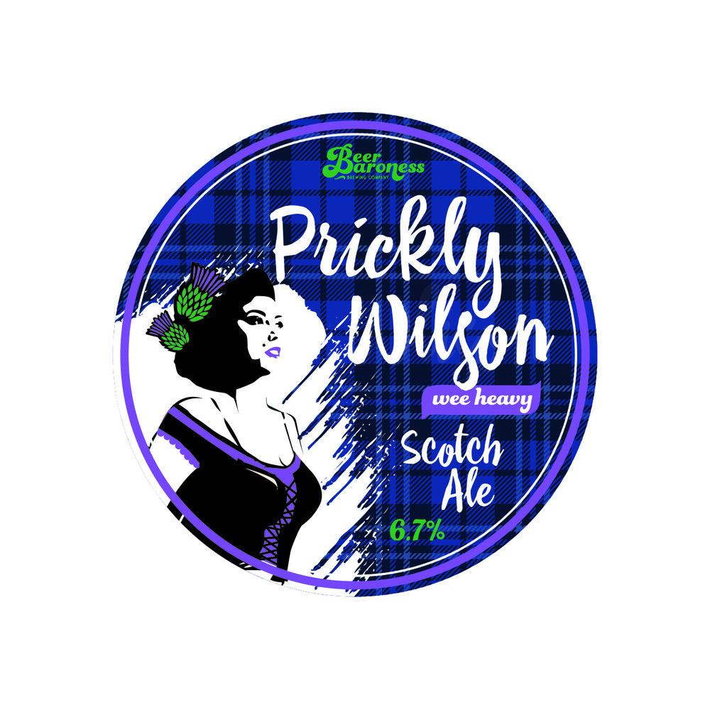 DD003599 Beer Baroness Prickly Wilson Tap Badge RESupply Cropped.jpg