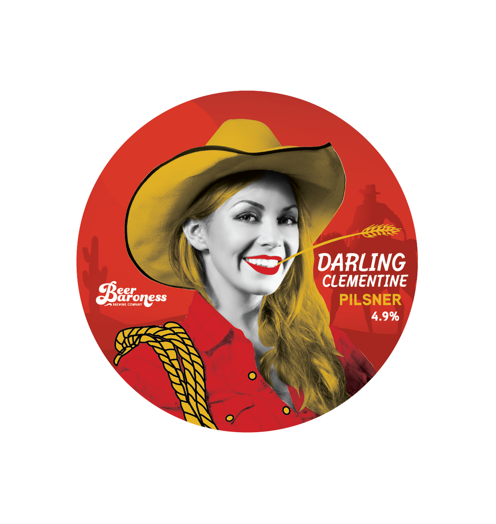 DD004337 Beer Baroness Darling Clemintine Tap Badge Supply 2 TXP Cropped.png