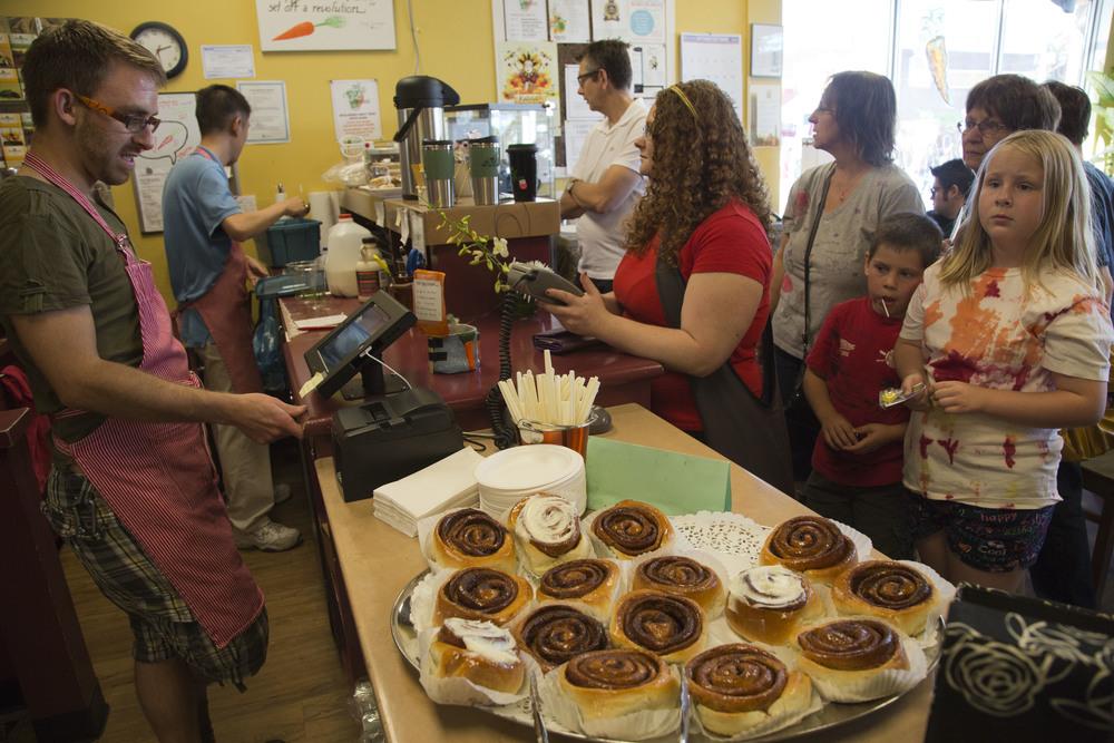 Edmonton Barista Volunteer Opportunity