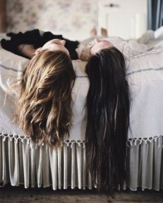 A friend is someone with whom you dare to be yourself. #Inspirationery #inspirationalstationery #stationery #inspire #inspirational #inspired #friends #girls #women #girlseducation #womensempowerment #empowerment #hair #socent #socialenterprise