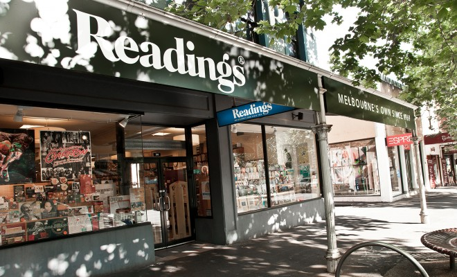 Readings Carlton