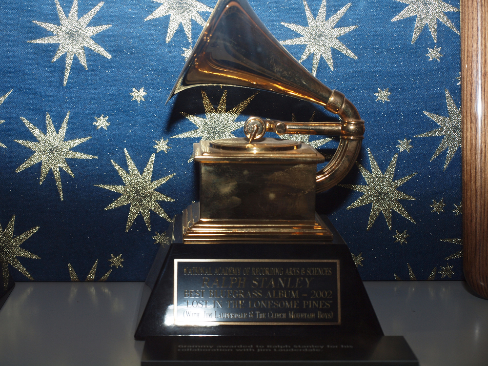 A Grammy Award won by Dr. Stanley