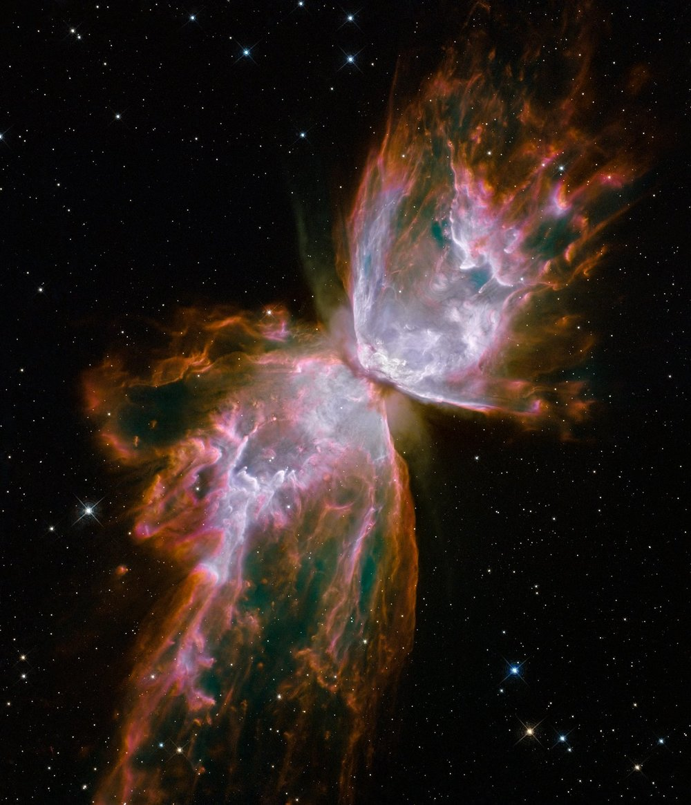 A beautiful star corpse, spacetelescope.org