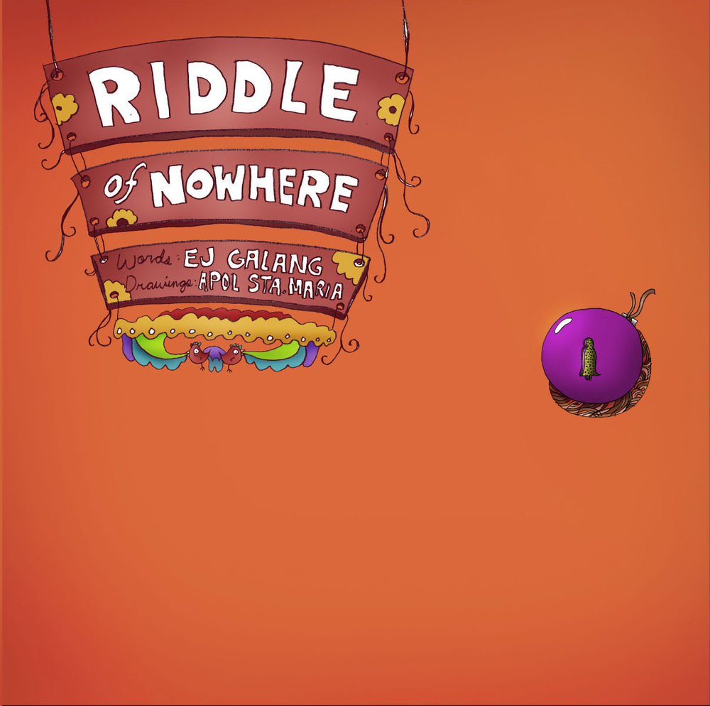 Riddle of Nowhere book