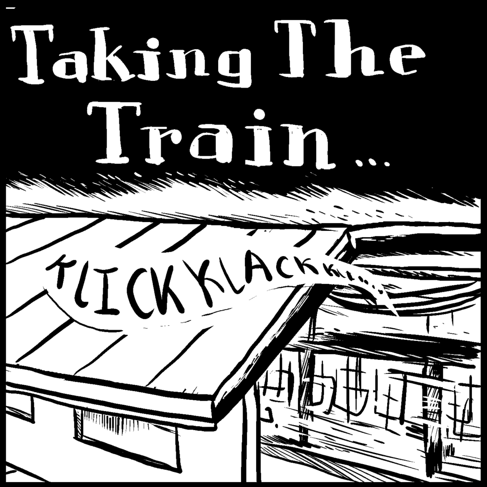 Taking the Train comic