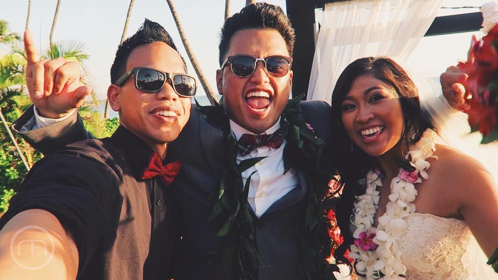 2016 DJ Destination Wedding in Maui