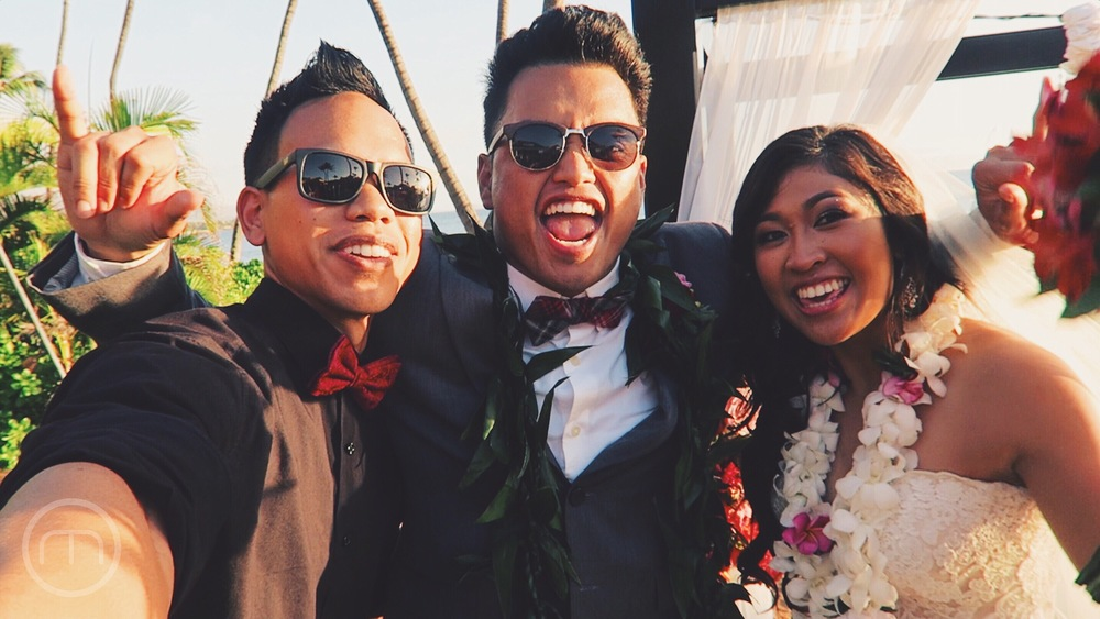 2016 Maui, Hawaii Destination Wedding DJ