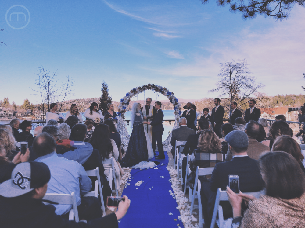 Lake Arrowhead Resort & Spa Wedding